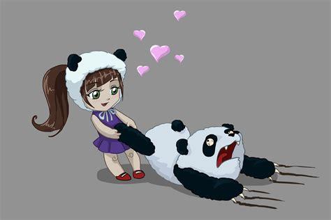 Anime Panda Wallpaper - panda anime hd pc wallpapers 9616 amazing wallpaperz