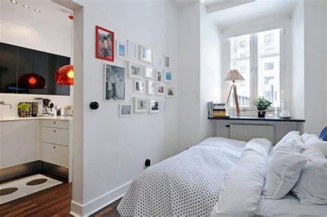 Küçük Bir Yatak Odasını Büyük Gösterecek İpucu-ev