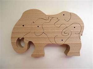Freestanding Animal Puzzles - Woodworking Crafts Magazine