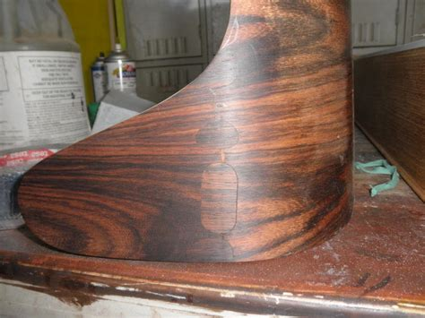 herman miller eames chair repair and other plywood