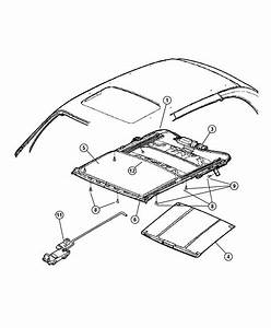 Pt Cruiser Roof Diagram