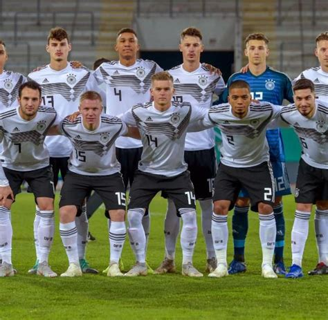 Check out who you can expect to see in action in the group stage from 24 march. Deutsche U21 plant Test gegen Frankreich - WELT