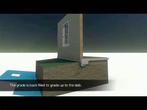 Monolithic Slab Foundation Design Sater Design Collection Monolithic Slab Foundation Youtube