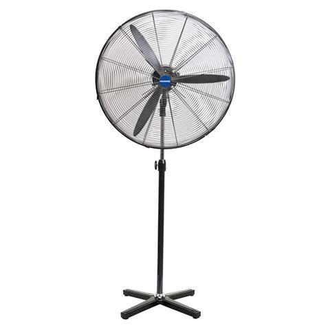 industrial pedestal fans for sale kinchrome 30in pedestal industrial fan tias total