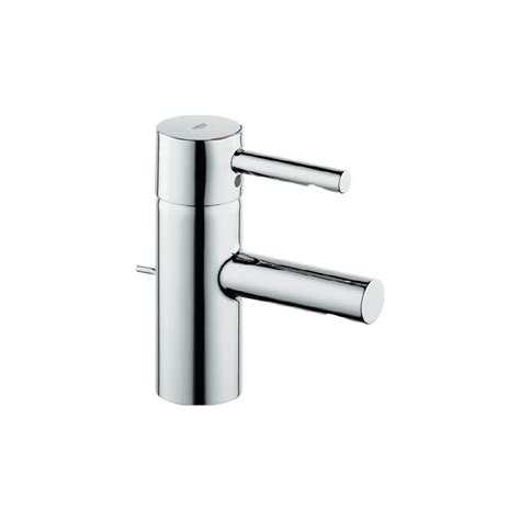 grohe kitchen sink faucets shop grohe essence chrome 1 handle single watersense