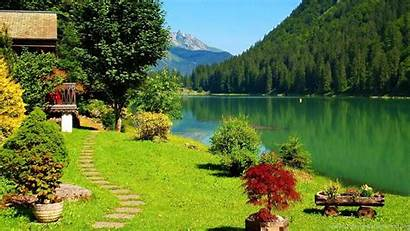 Nature Resolution Landscape Wallpapers Natural Amazing Pc