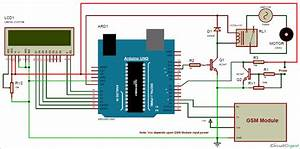 Circuit Diagram For Arduino Based Automatic Plant