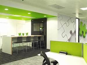Contemporary Office Design, QlikTech, England « Adelto Adelto