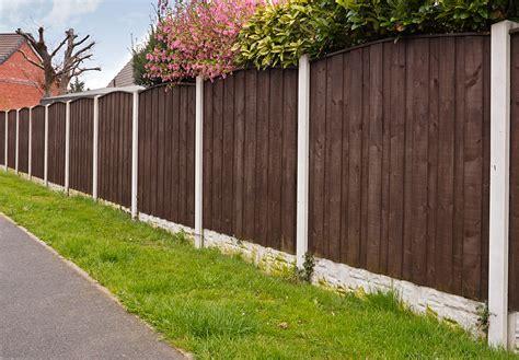 Mauer Mit Zaun by Sichtschutz F 252 R Den Garten Mauer Zaun Oder Hecke