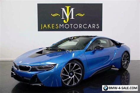 2015 Bmw I8 Tera World (1k Msrp) For Sale In United States