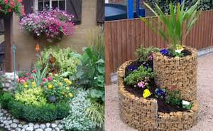 Image of: Brick Flower Bed Design Idea Bedding Set Brick Patio Designs For Your Garden