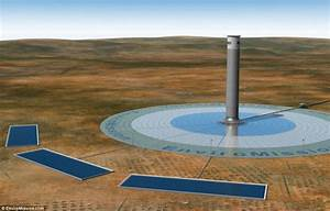 Arizona solar power tower to be world's 2nd tallest ...