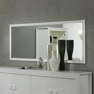 miroir salle a manger design resine de protection pour With miroir salle a manger