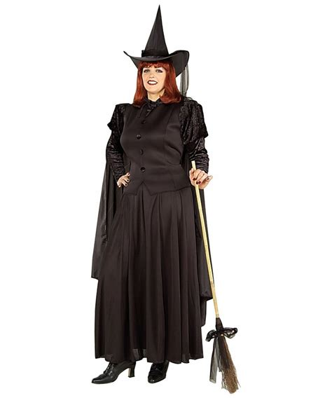 how to make a size witch for witch plus size classic costume adult halloween costumes