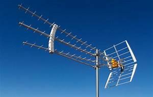 Antenne Pour Tnt : antennes tnt terrestres lte 4g ~ Premium-room.com Idées de Décoration