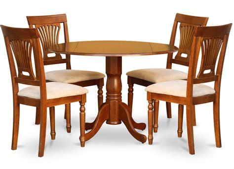 5 dublin dinette kitchen 42 diameter table 4
