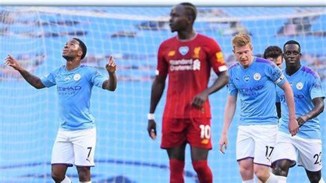 Man City 4-0 Liverpool: Kevin de Bruyne, Raheem Sterling ...