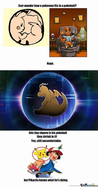 Pokeball Lifestyle Meme