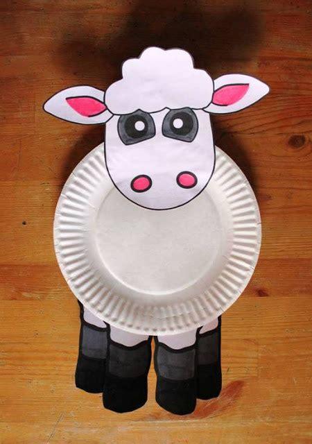 paper plates animal craft ideas easy arts  crafts ideas