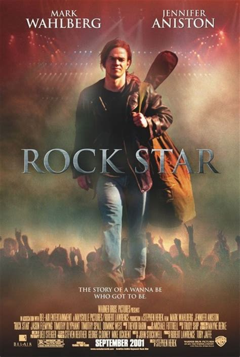 rock star  review film summary  roger ebert