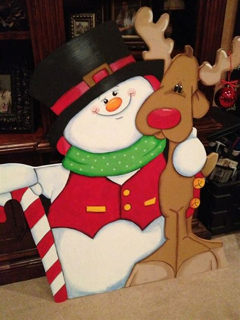 images  christmas yard decorationswood