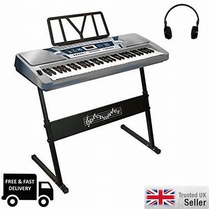 Piano Keyboard Portable Key Digital Interactive Stand