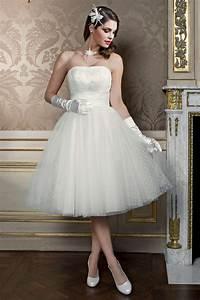 Robe Courte Mariée : collection bella courtes robe de mari e courte verveine ~ Melissatoandfro.com Idées de Décoration