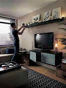 Best ideas about tv wall decor on diy