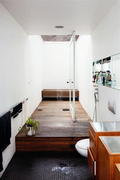 idees de douche pour votre loft