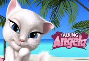 cat app talking angela cat app stroking in child mode product
