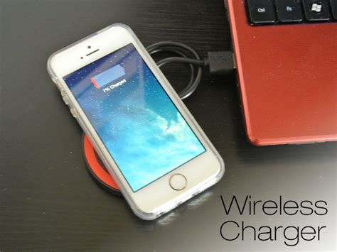 how to charge an iphone without a charger charge up your iphone without wires with the wiqiqi i5