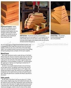 DIY Knife Block • WoodArchivist