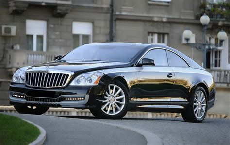 2016 New Maybach 57 S Coupe