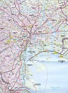 Maps of Tokyo