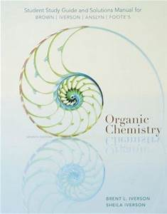 Organic Chemistry by Brown 7th Edition - Direct Textbook