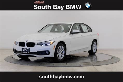 New 2016 Bmw 3 Series 320i 4d Sedan In Torrance #b66416