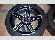 FS 17 Moda 5x112 Rims Wheels 2254517 Snow Winter Tires