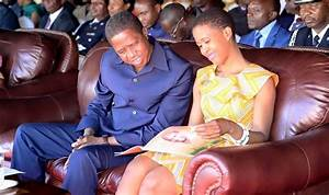 Pres. Lungu's Pretty Daughter, Tasila, Captures Social Media - Zambia Reports Well Baby Reports