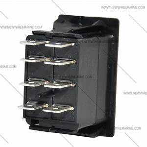 Nav Anc Rocker Switch
