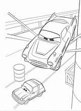 Cars Finn Colorare Mcmissile Kleurplaten Disney Disegni Coloring Colorir Carros Disegno Fun Kleurplaat Ausmalbilder Imagens Gratis Film Stampare Pianetabambini Malvorlagen sketch template