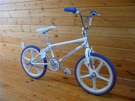 80's And 90's Bmx And Freestyle Bikes