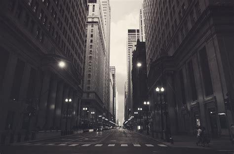 usa street america city chicago wallpaper