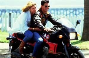 Tom Cruise Top Gun Motorcycle
