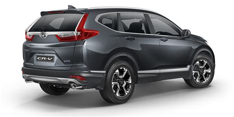 honda suv pictures 1 2018 honda cr v pricing and specs turbo five and seven