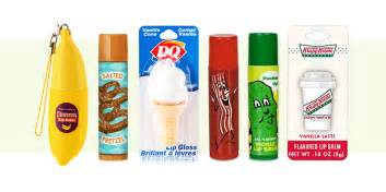 Retro Bathroom Decor Accessories by 15 Best Food Flavored Lip Balms And Gloss Tasty Lip