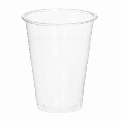 Cups Plastic Oz Fairprice Mtrade Disposable Clear