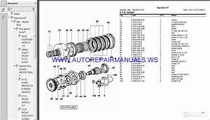 Deutz Fahr Agroplus 85 Parts Manual