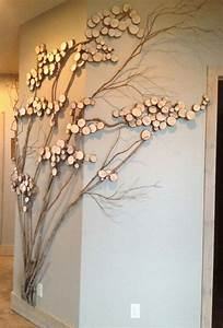 Fantastic wall tree decorating ideas that will inspire