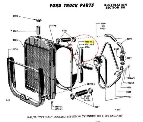Wiring Diagram 1951 F1 Ford Truck by Parts For 1953 F100 Cab Wiring Diagram And Fuse Box
