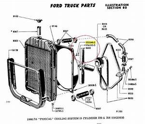 Parts For 1953 F100 Cab